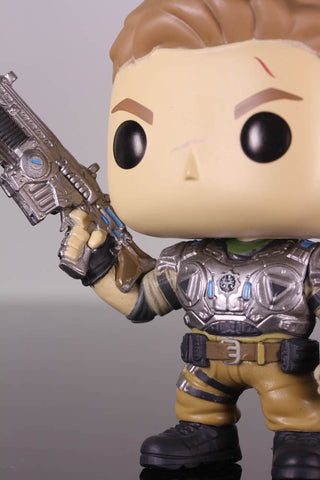 Funko Pop Games, Gears of War, JD Fenix #114