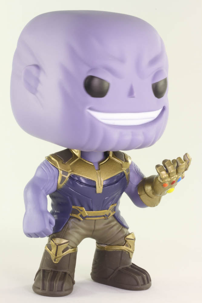 Funko Pop Marvel, Avengers Infinity War, Thanos #289