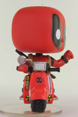 Funko Pop Marvel, Deadpool, Deadpool on a Scooter #48