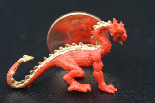 Miniature Red Dragon