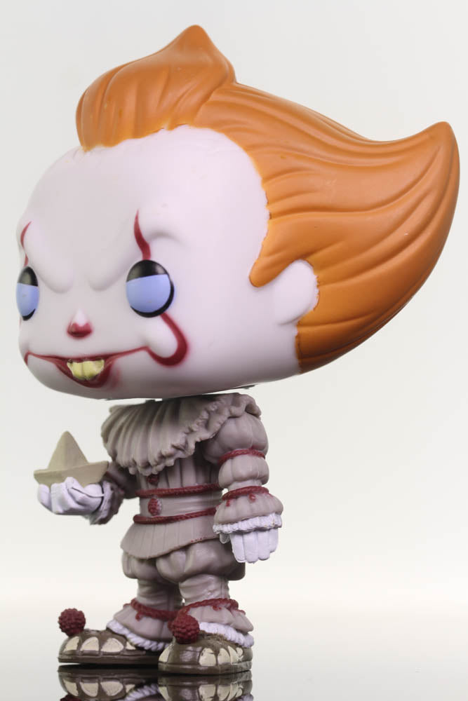 Funko Pop Movies, IT, Pennywise with Boat #472