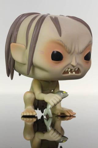 Funko Pop Movies, The Lord of the Rings, Gollum Chase #532