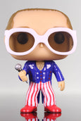 Funko Pop Rocks, Elton John Red White & Blue #63
