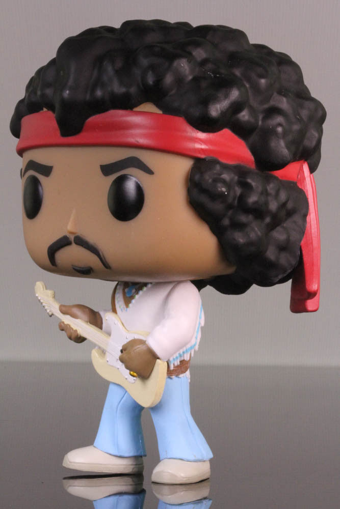 Funko Pop Rocks, Jimi Hendrix #54