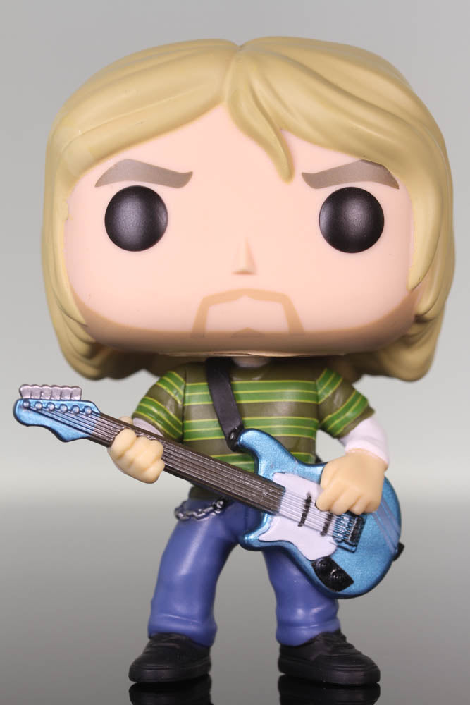 Funko Pop Rocks, Kurt Cobain, Teen Spirit #65