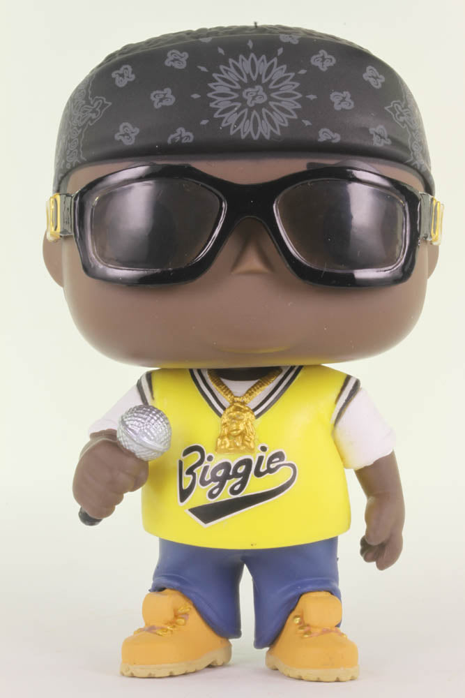 Funko Pop Rocks, The Notorious B.I.G. With Jersey #78