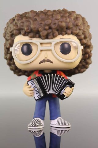 "Funko Pop Rocks, ""Weird Al"" Yankovic #74"