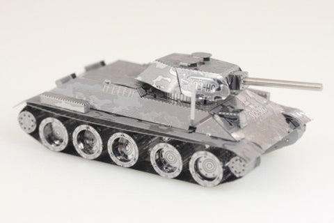 Metal Earth T-34 Tank Metal Model Kit
