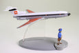British European Airways Hawker Siddeley HS 121 Trident From Black Island