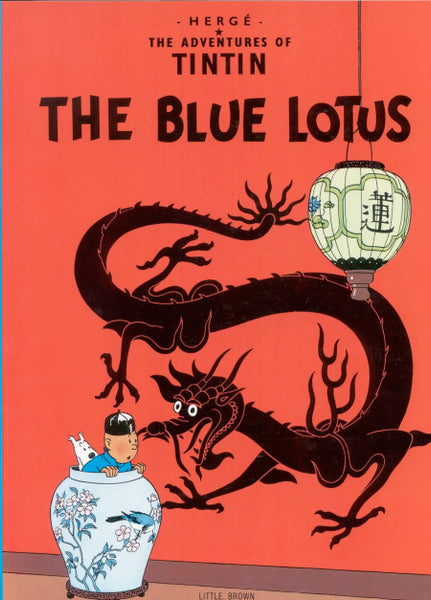 The Adventures of Tintin. The Blue Lotus