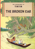The Adventures of Tintin. The Broken Ear