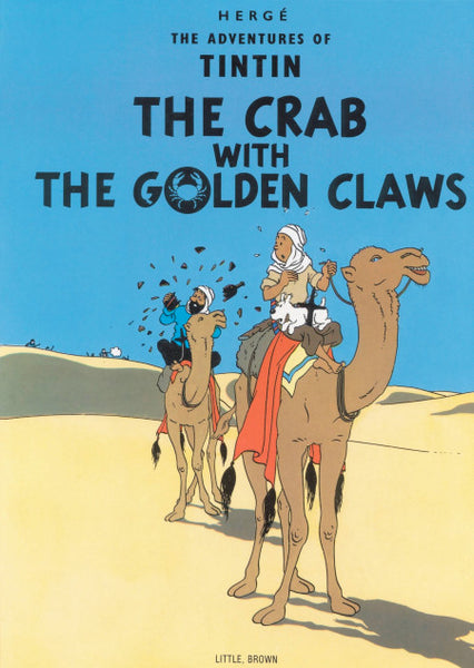 The Adventures of Tintin. The Crab with the Golden Claws