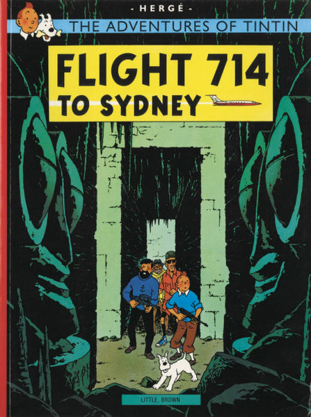 The Adventures of Tintin. Flight 714 To Sydney