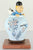 Tintin The Blue Lotus Vase Icons Series 22 cm
