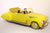 Tintin Lincoln Zephyr Resin Car with Haddock, Snowy and Tintin
