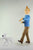 "Tintin and Snowy Statuette ""Musee Imaginaire Collection"""
