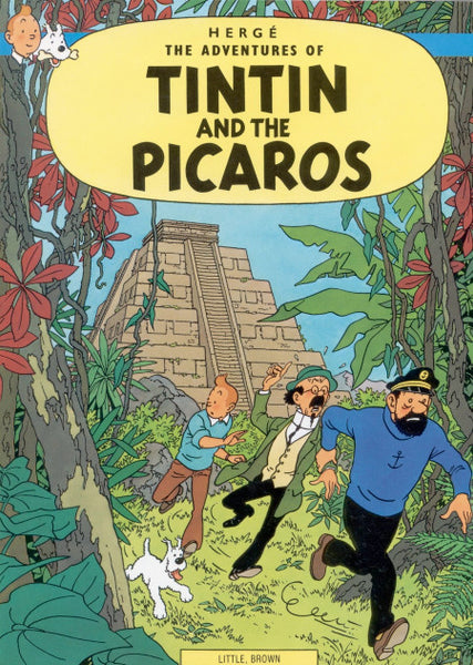 The Adventures of Tintin. Tintin and the Picaros