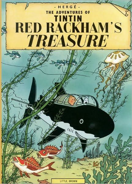 The Adventures of Tintin. Red Rackham's Treasure