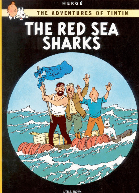 The Adventures of Tintin. The Red Sea Sharks