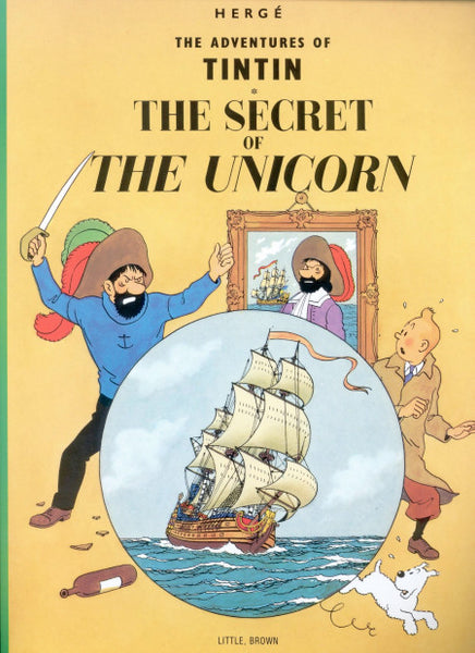 The Adventures of Tintin. The Secret of the Unicorn