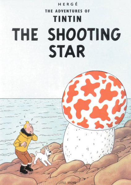 The Adventures of Tintin. The Shooting Star