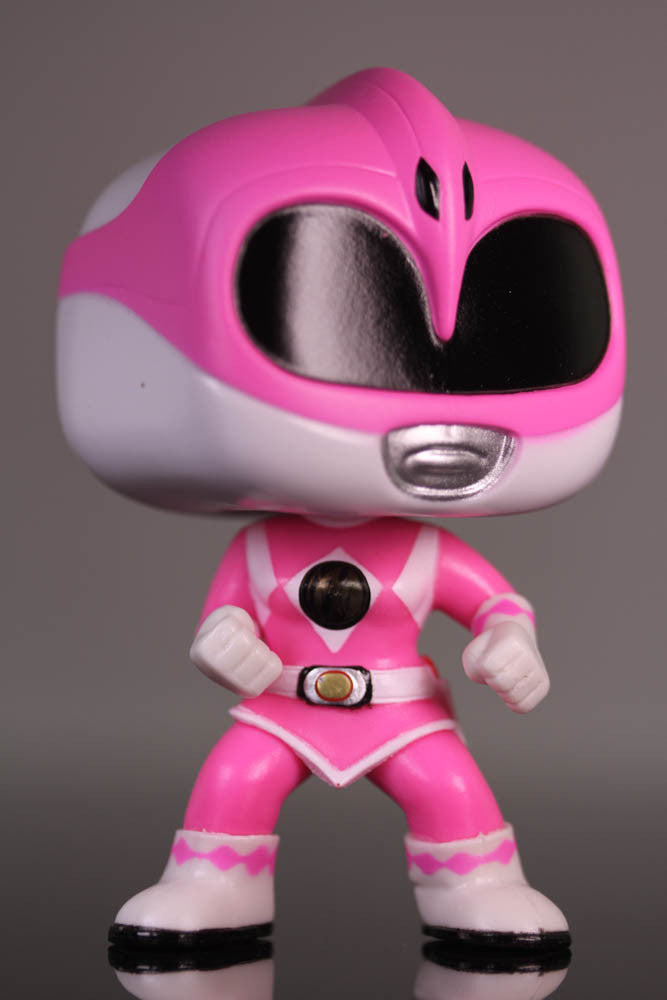 Funko Pop Television, Mighty Morphin Power Rangers, Pink Ranger #407