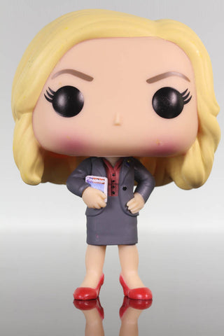 Funko Pop Television, Parks and Recreation, Leslie Knope #498