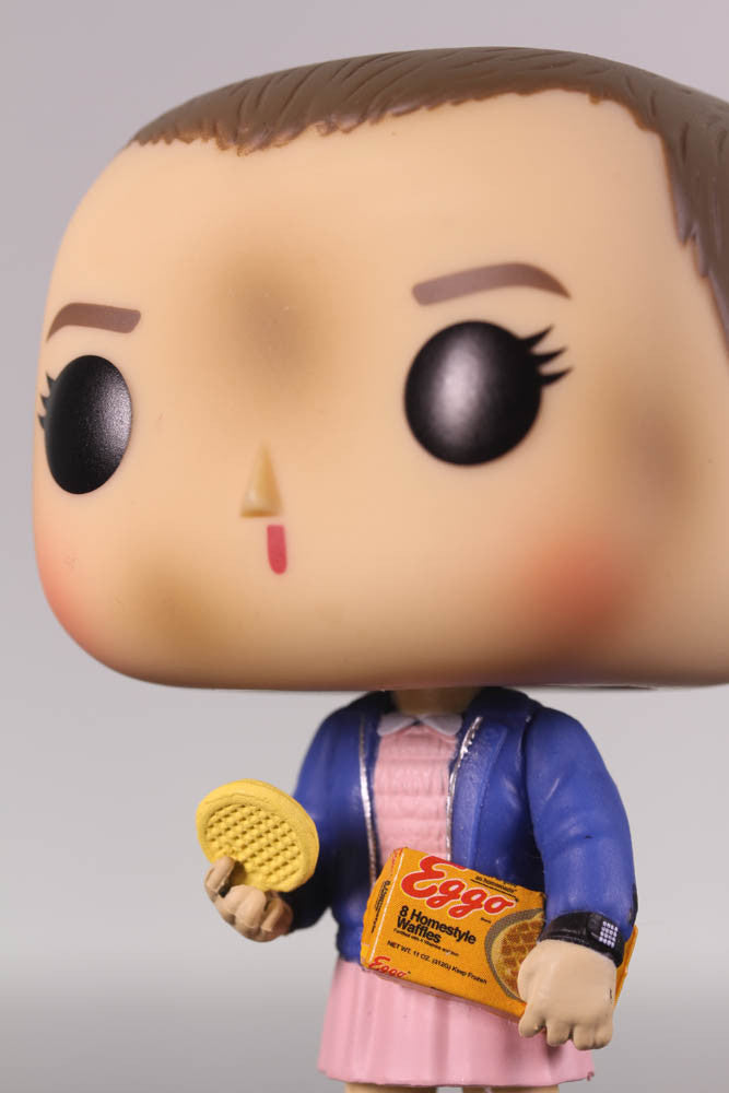 Funko Pop Television, Stranger Things, Eleven with Eggos #421