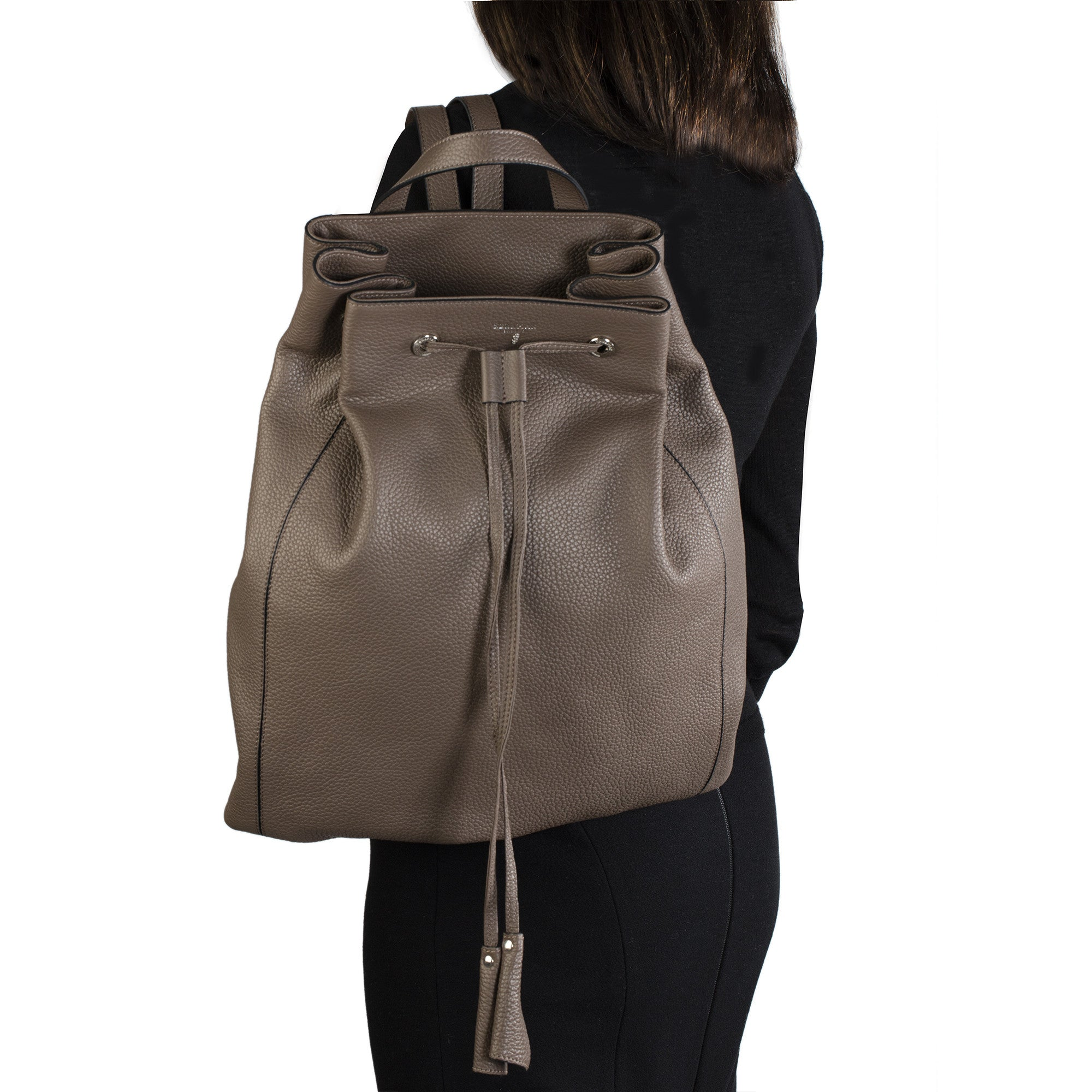 Leila Backpack Cachemire - Taupe