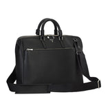 Computer Case Single Zip/ Orecchia Cachemire - Black