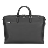 Computer Case Single Zip/Orecchia Cachemire - Anthracite Grey