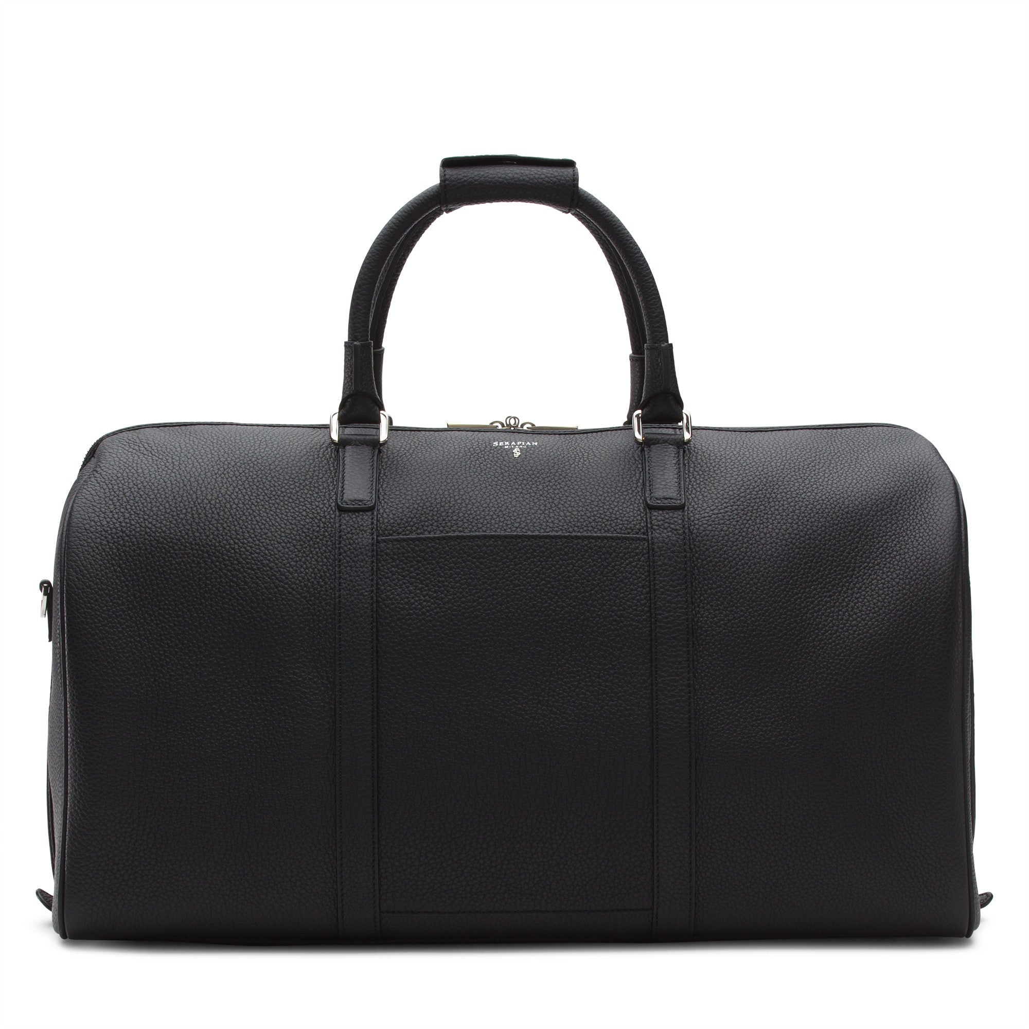Small Holdall Cachemire - Black