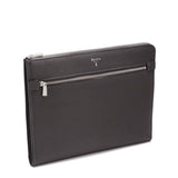 Folio with zip Cachemire - Anthracite Grey