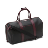 Small Holdall Stepan/ Evolution - Black/ Ruby Red