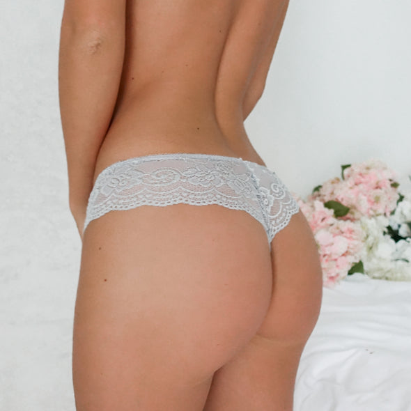 Mila Panty - Heather Grey