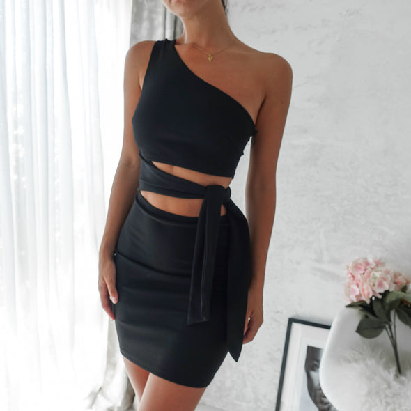 Kelly Dress- Black