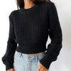 Alma Sweater - Black
