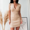 Laura Dress- Nude