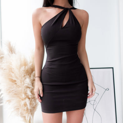 Savannah Dress- Black