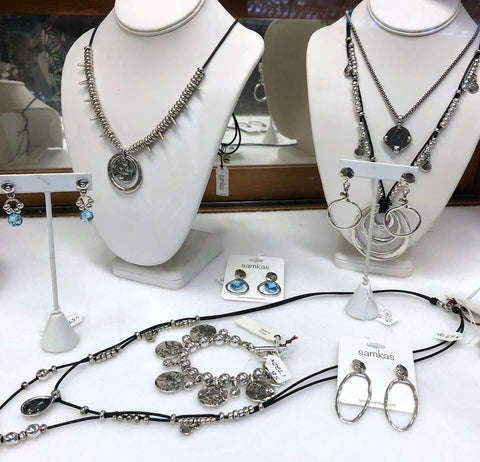 Samkas Jewelry at Treasures