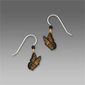 Sienna Sky Monarch Butterfly Earrings