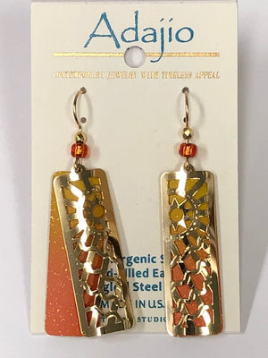 Adajio Sunrise Sunset Earrings