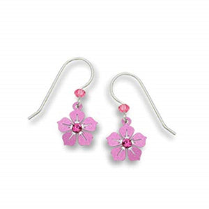 Sienna Sky Pink Blossom Earrings