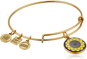 Alex and Ani Sunflower Bracelet