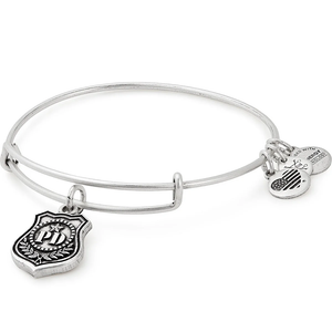 Alex and Ani Law Enforcement Bracelet