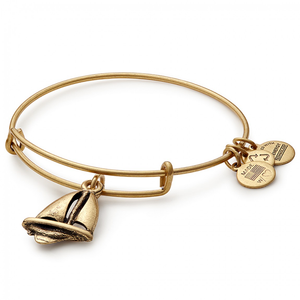 Alex and Ani Sailboat Bracelet