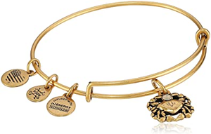 Alex and Ani Crab Bracelet