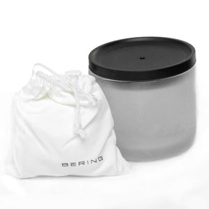 Bering Watch Glass Jar