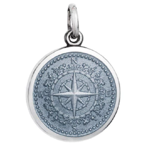 Colby Davis Compass Rose Pendant - Small