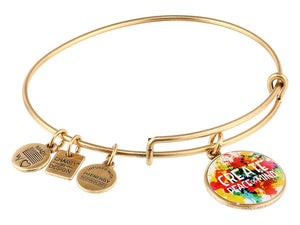 Alex and Ani Create Peace of Mind Bracelet